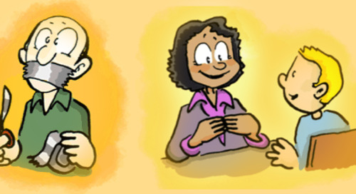 Cartoon: 4 Painfully Obvious Communication Strategies Everyone Forgets