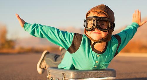 Can Childhood Freedom Shape A Future?
