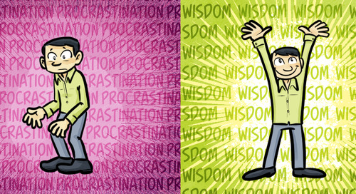 Procrastination As Wisdom: How To Transform Your Secret Habit Into Your Secret Weapon