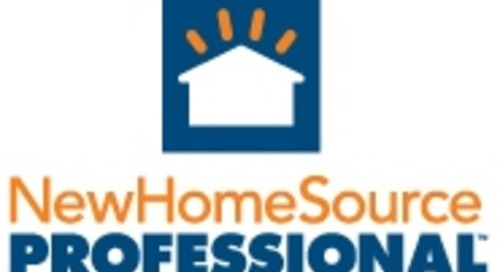 New Home Source Professional Lead Emails Get a Face Lift