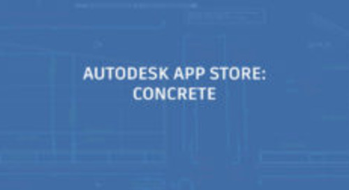 Apps for Working With AutoCAD and Concrete