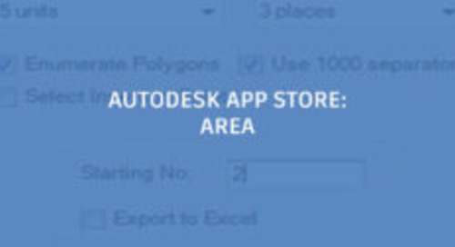 Apps to Help Calculate Area in AutoCAD
