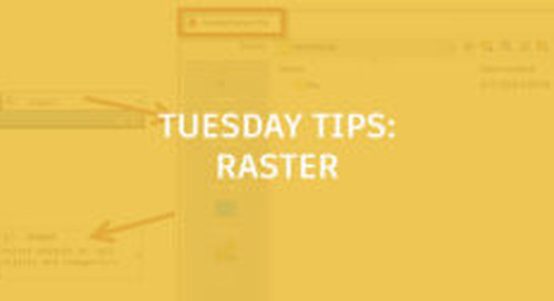 Raster Faster in AutoCAD: Tuesday Tips With Frank