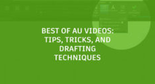 AutoCAD Tips, Tricks, and Delightful Drafting Techniques