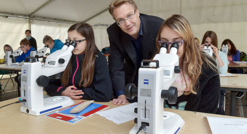 "53,000 Visitors: Record-breaking Science Festival ""Highlights der Physik"" in Jena"