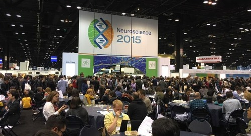 Report from Neuroscience 2015 in Chicago