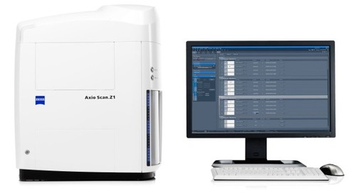 ZEISS Axio Scan.Z.1 - High Throughput Imaging with Virtual Slides