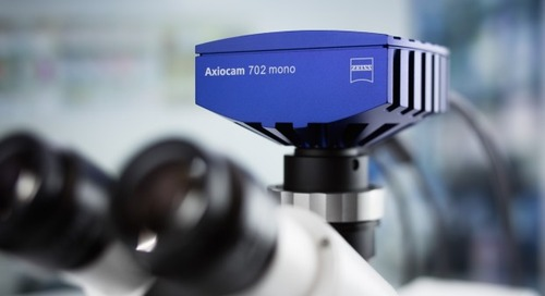 ZEISS Presents New Microscope Cameras
