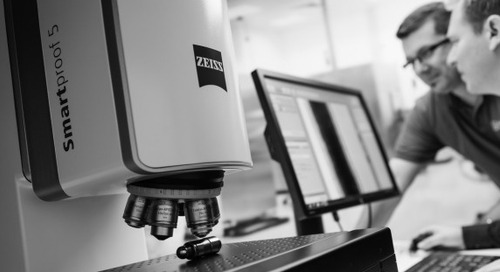 New Widefield Confocal Microscope ZEISS Smartproof 5 for Industrial Applications