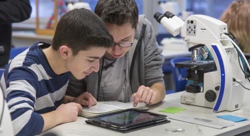 Microscopy Today 2016 Innovation Award for ZEISS Digital Classroom Solution