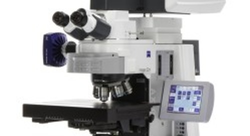 New Confocal Microscope ZEISS LSM 800 for Materials Research and Failure Analysis