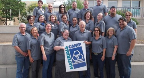 ZEISS Donates Digital Classroom Technology to ASM International Teachers' Camp
