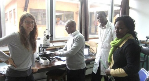 Researchers from Cambridge University Visit Kenya to Study 12 Million Year Old Fossil