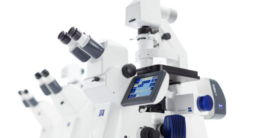 ZEISS Presents New Axio Observer Microscopes for Life Sciences