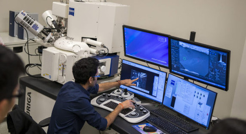 Center adds new Dimension to ASU's Material Science Research
