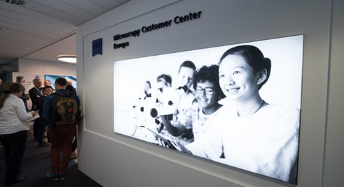 ZEISS Opens New Microscopy Customer Center