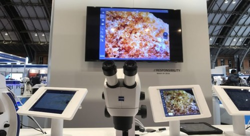 ZEISS at this year's Microscience Microscopy Congress (MMC)