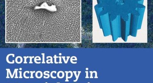 Correlative Microscopy – Essential Knowledge Briefing from Microscopy & Analysis