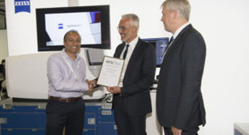 ZEISS Celldiscoverer 7 receives Product Innovation Award 2017