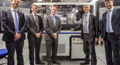 Inauguration of ZEISS Xradia Ultra X-ray microscope