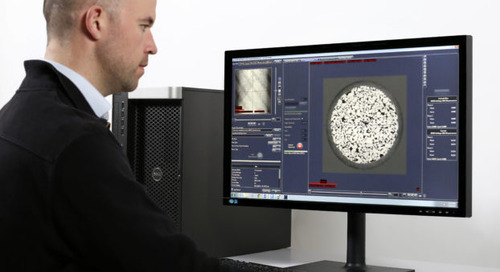 ZEISS delivers tomographic imaging with results 4x faster for geologists & geological industries