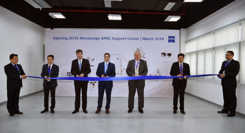 Official Opening of the APAC Support Center in Shanghai