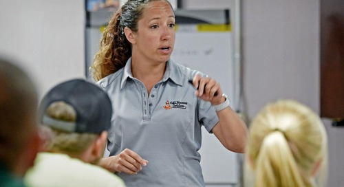 Entrepreneurial Lancaster Teacher Finds Niche With Entertaining Take on Construction Safety