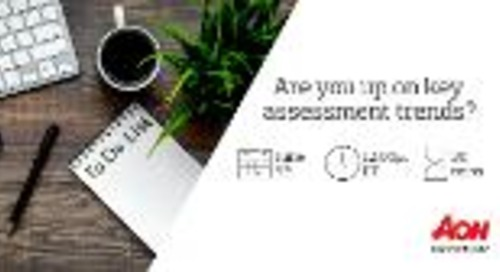 Webinar: Top 4 Assessment Trends of 2019