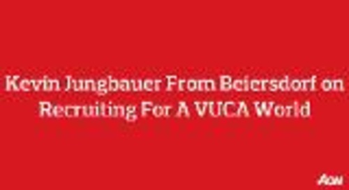 Recruiting For A VUCA World