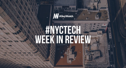 #NYCtech Week in Review: 6/3/18-6/10/18