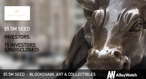 Portion Raises $5.5M to Become the Go-To Auction House for Artwork and Collectibles