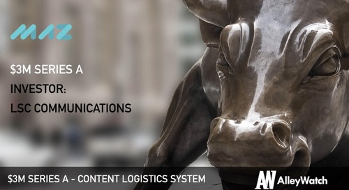 The First Ever Content Logistics Platform Just Raised $3M