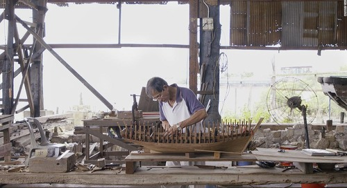 The master shipbuilder keeping Macao's maritime past alive -- in miniature - CNN