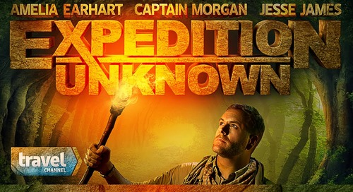 Travel Channel: Expedition Unknown [Returning Series]