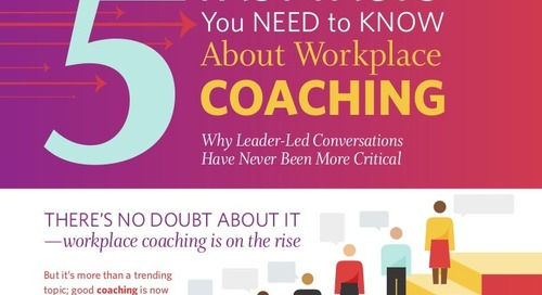 5 Fast Facts You Need to Know About Workplace Coaching