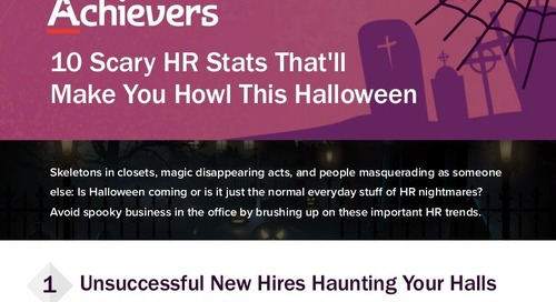 10 Scary HR Stats That'll Make You Howl This Halloween
