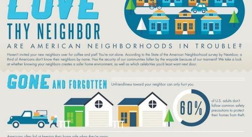 Love Thy Neighbor (Infographic)