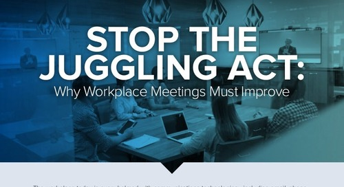 Stop the Juggling Act: Why Workplace Meetings Must Improve