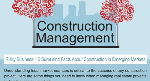 Risky Business: 12 surprising facts about construction in emerging markets