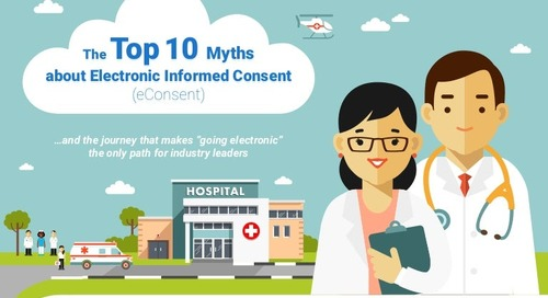 The Top 10 Myths of eConsent