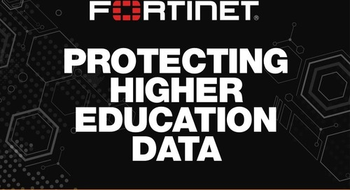 Infographic: Protecting Higher Education Data