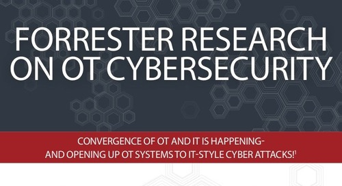 Forrester Research on OT Cybersecurity
