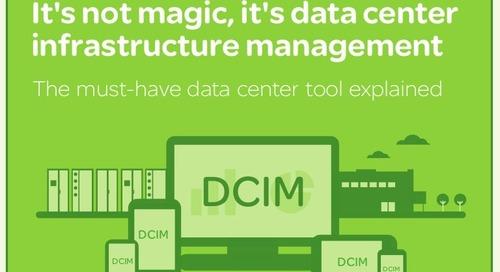 Infographic - It's Not Magic It's DCIM