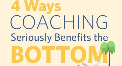 4 Ways Coaching Affects Your Bottom Line