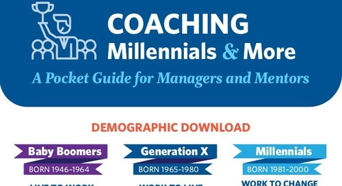 Coaching Millennials and More: A Pocket Guide for Managers and Mentors