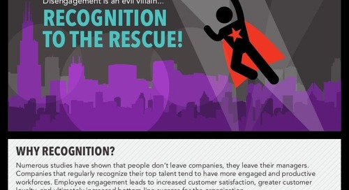 Recognition to the Rescue Infographic