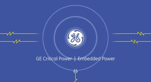 Video: GE's Power Module Wizard For Board Mounted Power Design