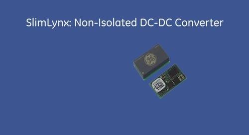 Video: GE SlimLynx Non-Isolated DC-DC Converters