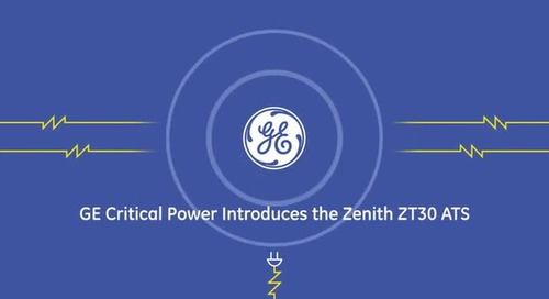 Video: Introducing the GE Zenith ZT30 Automatic Transfer Switch