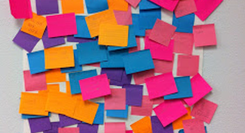 Back to School Activity: Positing Post-It Questions